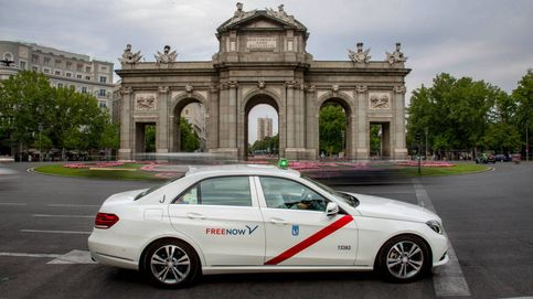 El taxi cree que sus ingresos subirán un 12% por la caída del transporte público