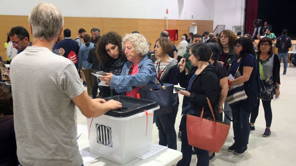 Directo   El Govern prevé un recuento largo de millones de votos