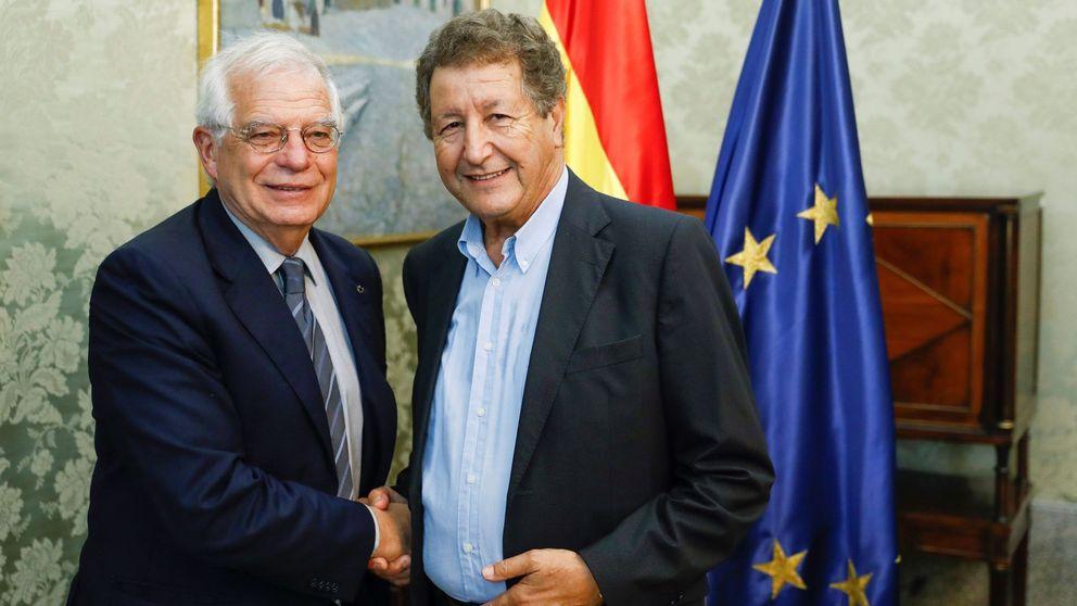 Sami Naïr formará parte de la lista del PSOE para las europeas del 26-M