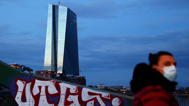 Sede del Banco Central Europeo en Frankfurt. (Reuters)