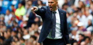 Post de Los otros 'fichajes' del Real Madrid en la partida de mus de Zidane y Florentino