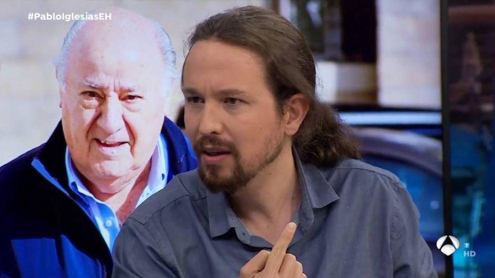 Amancio Ortega, el gran señalado por Iglesias en 'El hormiguero'