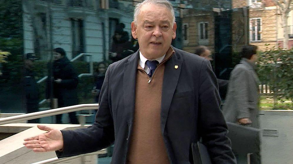 Foto: Eugenio Pino, exjefe de la Policía Nacional. (EFETV)