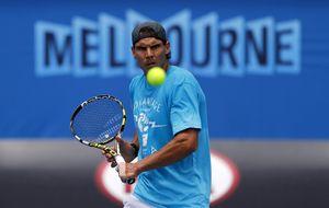 El 'plexicushion', otro rival para Nadal en el Open de Australia