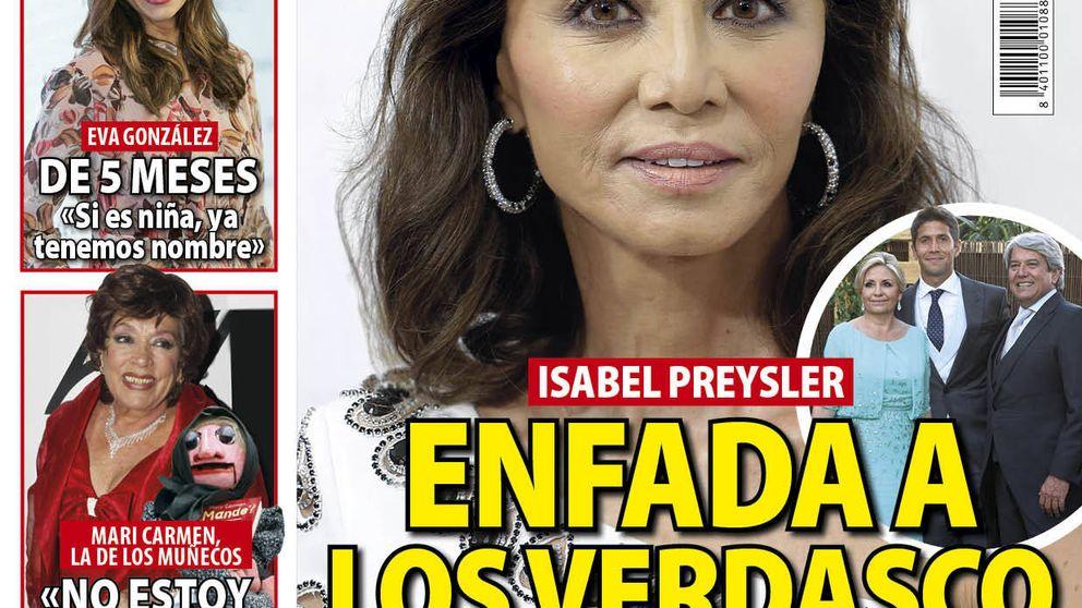 La guerra entre Preysler y los Verdasco y el nuevo frente abierto entre Fran Rivera y Eugenia