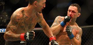 Post de UFC 240: la espectacular victoria sin KO de Max Holloway a Frankie Edgar