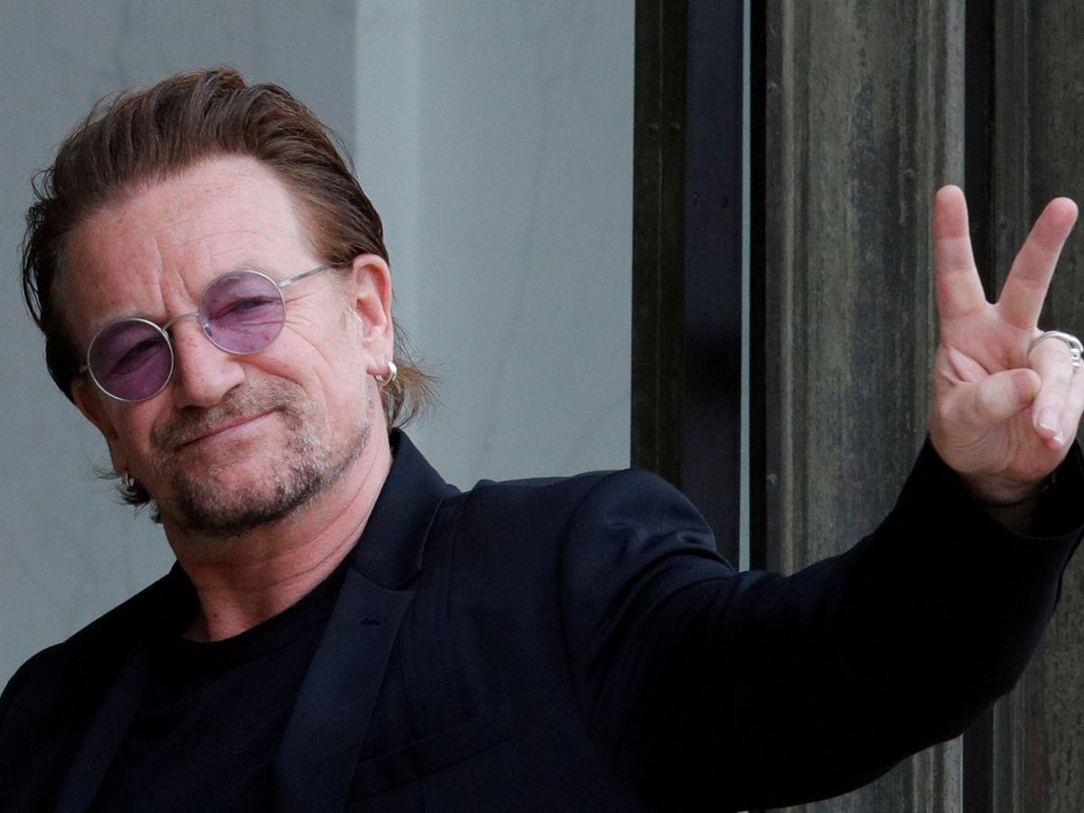 Foto: Bono, en una imagen de archivo. (Reuters)