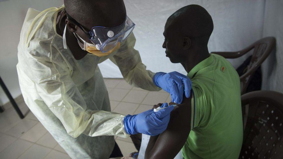 Probada con éxito una vacuna altamente eficaz contra el ébola