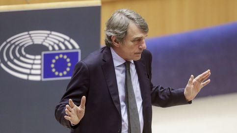 Sassoli pide responsabilidad a los países del norte: No es momento de austeridad