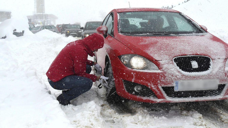 Llega la nieve a España: ¿tienes las cadenas adecuadas para tu coche?