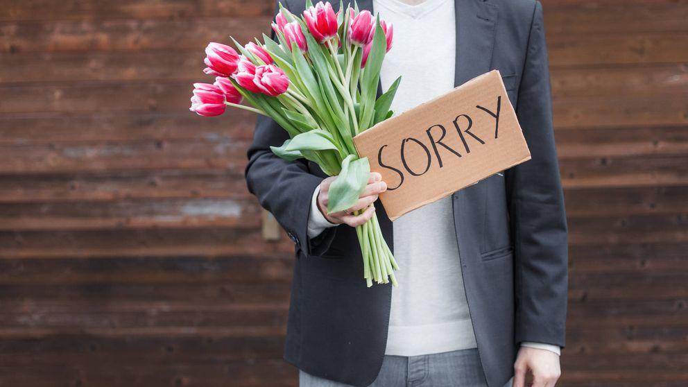 El arte de disculparse: así puedes pedir perdón y quedar como un caballero