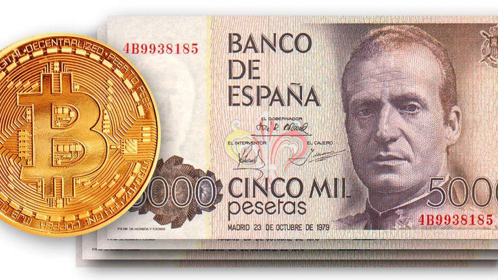 Un bitcoin, un millón de pesetas: ¿burbuja o realidad?