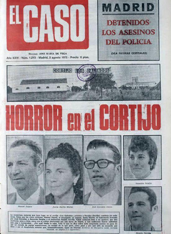 Series: ¿Y para esto hemos muerto un millón de españoles