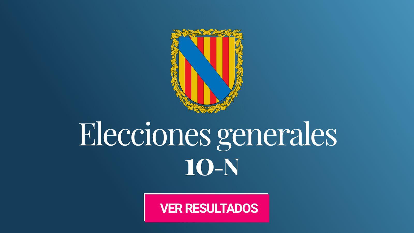 Foto: Elecciones generales 2019 en la provincia de Islas Baleares. (C.C./HansenBCN)