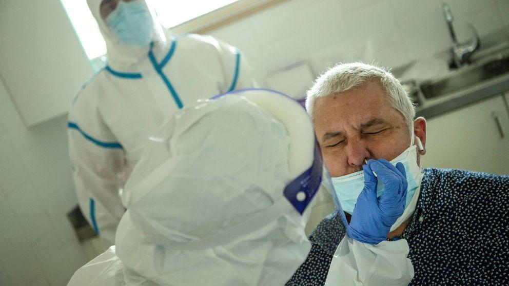 España registra 187 contagios en 24 horas y el total de muertos sube en dos hasta los 27.121
