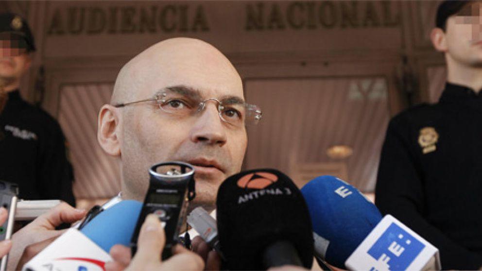 """La sala suspende la declaración de Bárcenas a Gómez Bermúdez por """"innecesaria"""" y """"absurda"""""""