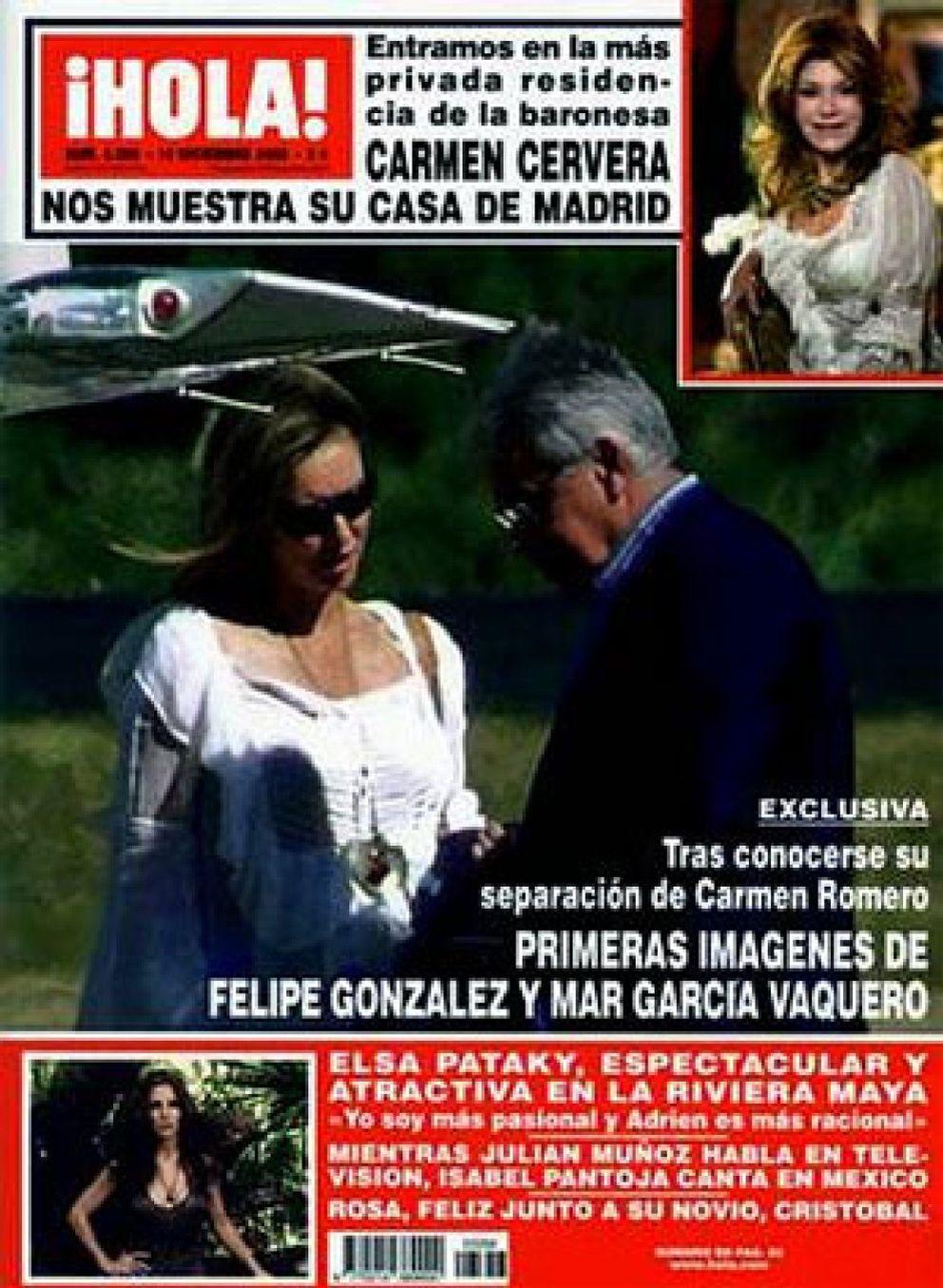 Foto: La princesa y la novia de González coinciden en gustos