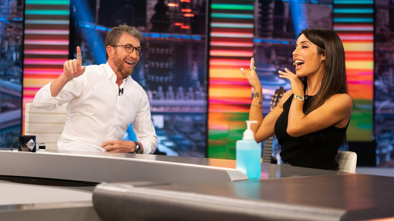 Pablo Motos y Pilar Rubio. (7yAcción)