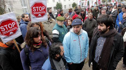 Quedan en libertad los 14 detenidos del ¿último? desahucio que vive Madrid