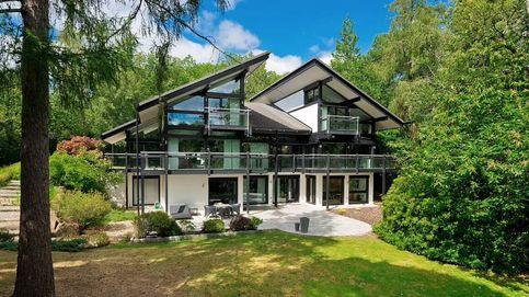 Antonio Banderas vende su espectacular casa de lujo en el Beverly Hills de Inglaterra