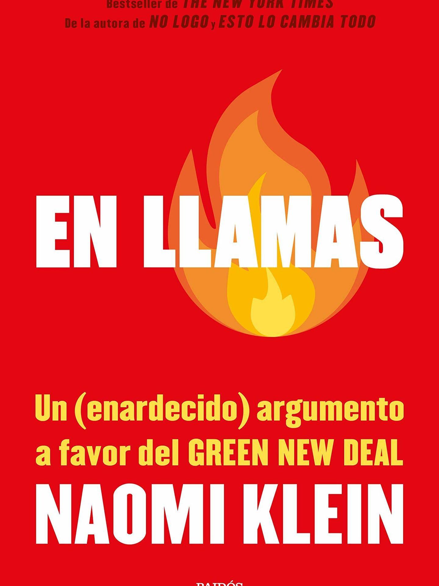 'En llamas'.