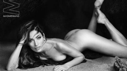 El desnudo integral de Nieves Álvarez