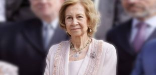 Post de La reina Sofía ya no luce el anillo de pedida que le regaló el rey Juan Carlos