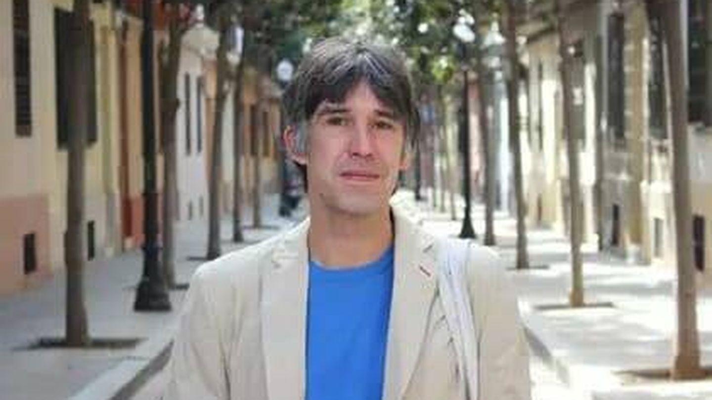 El escritor y periodista Jordi Corominas en Barcelona.