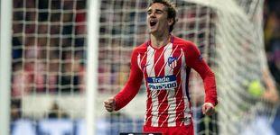 Post de El Atleti deja escapar con vida al Sporting en la ida de cuartos de la Europa League