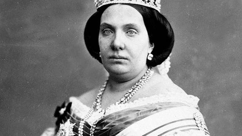 Isabel II en una imagen de archivo