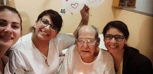 Post de Un anciano acude a urgencias para no pasar su cumpleaños solo