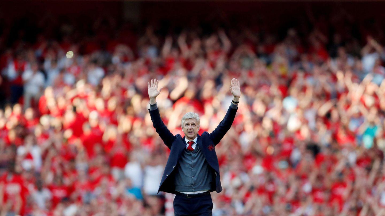 Wenger, una leyenda en el Arsenal tanto en lo deportivo como en lo económico. (Reuters)