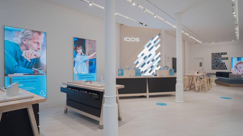 Minimalismo y energía, el nuevo espacio de moda en Barcelona