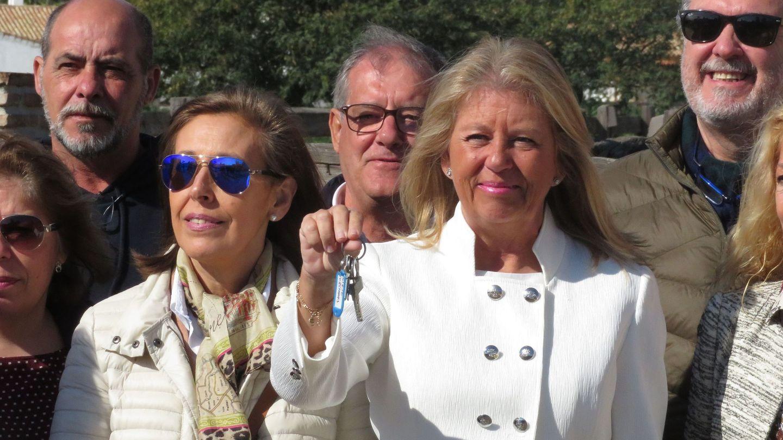 La alcaldesa de Marbella, Ángeles Muñoz. (EFE)