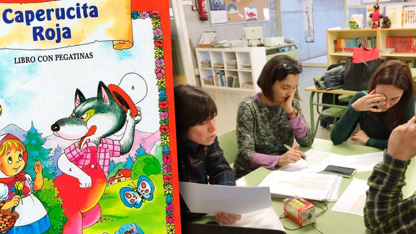 Foto: Una comisión de género analiza los roles de género en los cuentos que leen los más pequeños. (Espai i Lleure)