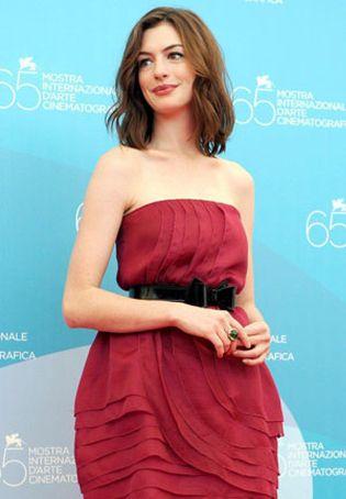 Foto: Anne Hathaway estará en 'Alicia' de Tim Burton