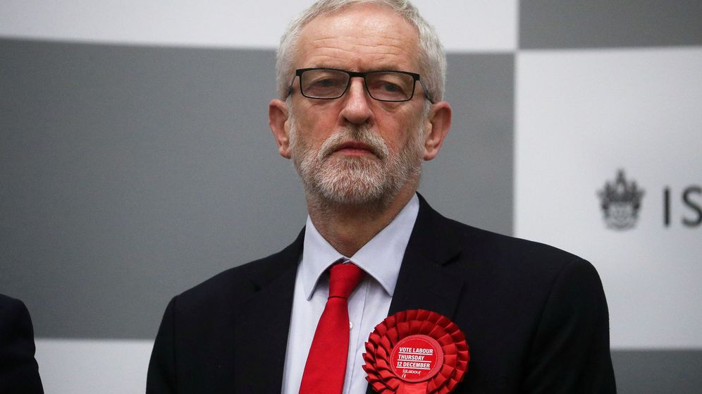 Foto: El candidato laborista Jeremy Corbyn. (Reuters)