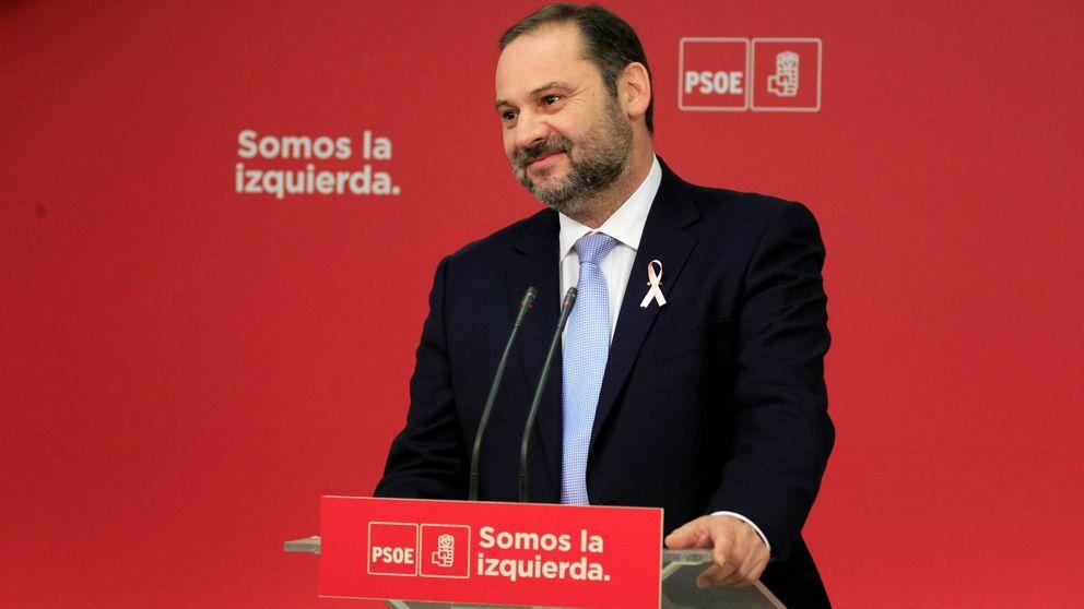 El PSOE defiende una intervención breve y limitada de Cataluña