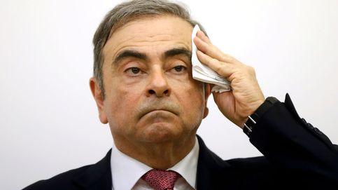 Ghosn, expresidente de Nissan, pago 862.000 dolares para que le ayudaran a huir de la ley
