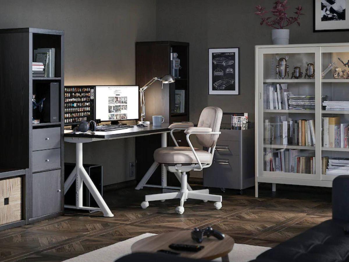 Foto: La silla de trabajo más buscada de Ikea ha vuelto. (Cortesía)