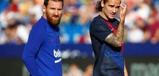 Post de La vuelta de tuerca que faltaba al Barcelona: un lío 'gratis' con Antoine Griezmann