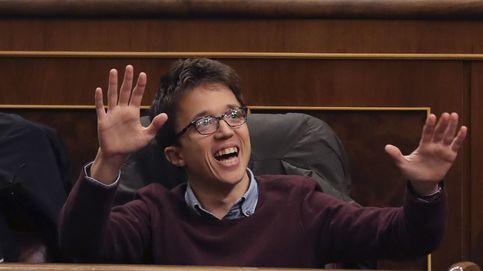 No solo se equivoca Íñigo Errejón: 164 diputados han roto la disciplina de voto