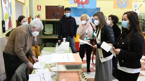 ¿Cuándo se recuentan los votos? Así se realiza el escrutinio en las elecciones de Madrid