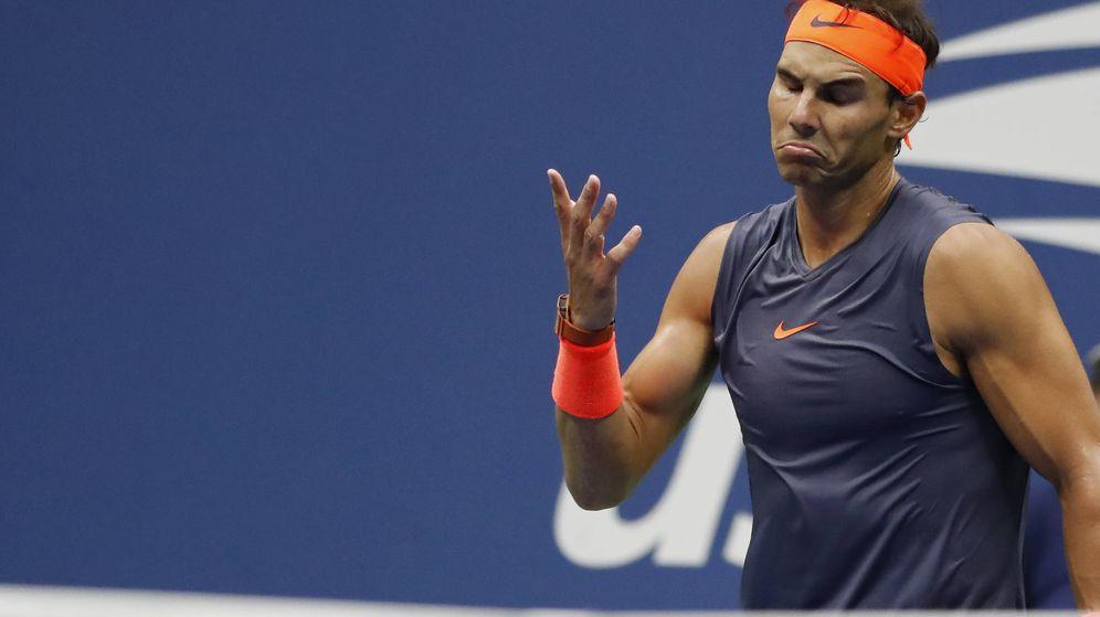 Foto: Rafa Nadal, en un torneo reciente. (Reuters)