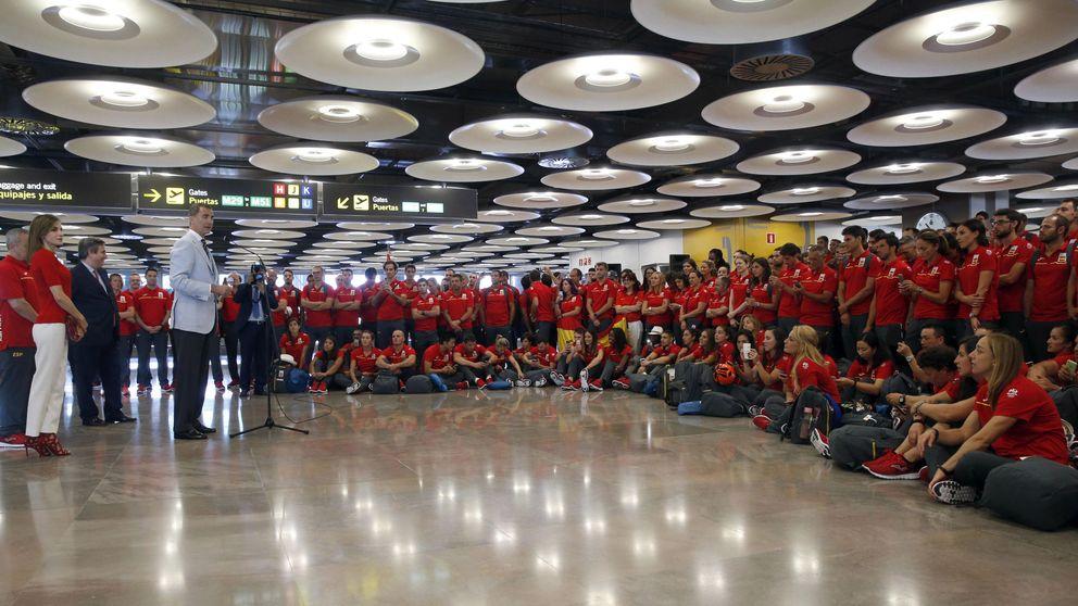El 26% de los 305 deportistas españoles que participan en Río son catalanes