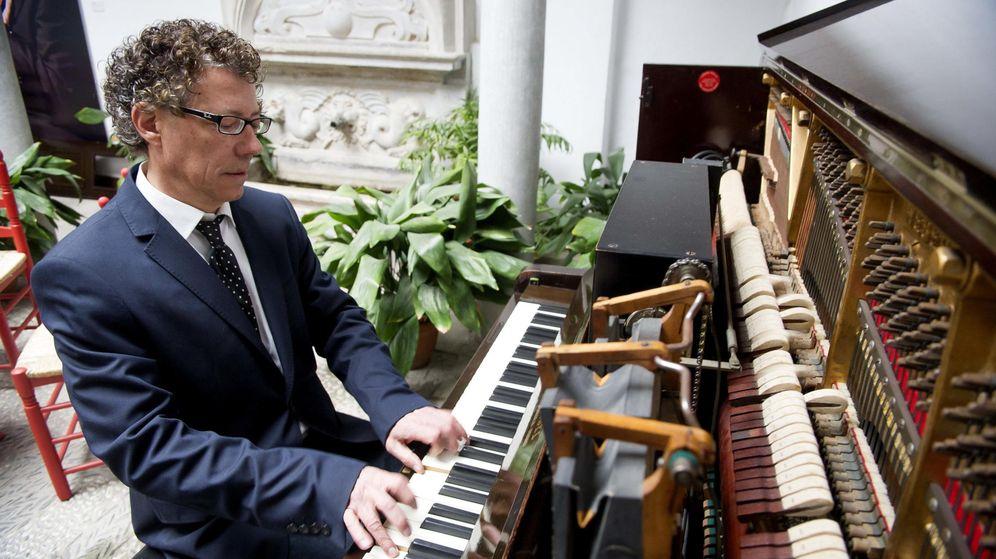 Foto: El nuevo director del patronato de la Alhambra (Efe)