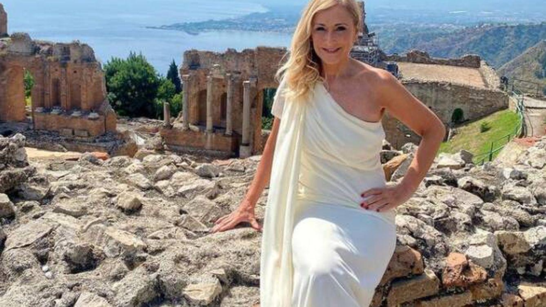 Cristina Cifuentes y su aniversario de boda más romántico y viajero