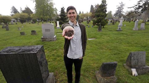¿Quieres servir de abono después de morirte? Una empresa ya lo ofrece