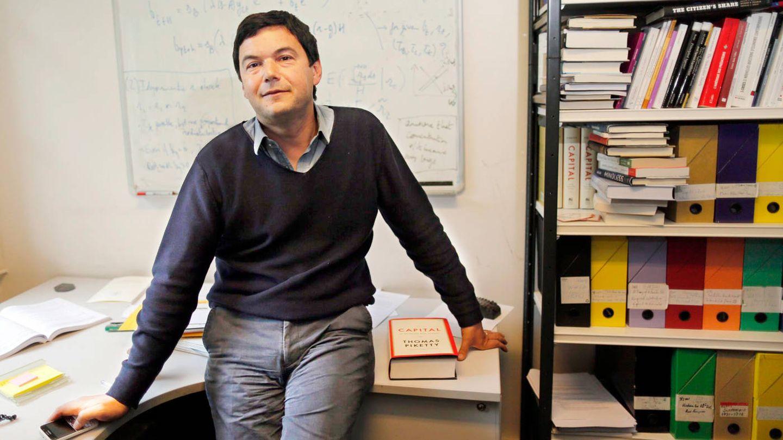 Thomas Piketty. (Reuters)