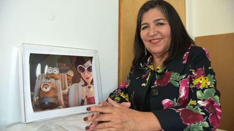 'El Oscar moreno': la obra de una artista mexicana para criticar la exclusión de hispanos en Hollywood